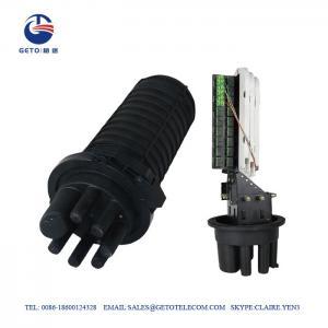 Cheap 48 Port Manhole 24 Cores Optical Splice Closure wholesale
