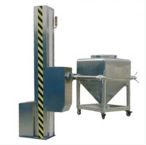 Cheap Stainless Steel Pharmaceutical Mixing Equipment Bin Lifter For Post Bin Blender HTD Series wholesale
