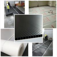 Cheap 50m 100m 2440x1220 2000x1000mm pp corrugated plastic floor protection sheet wholesale