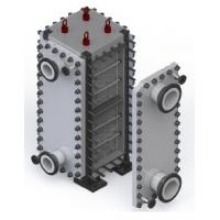 Cheap S S Block Fully Welded Plate Heat Exchanger Customised Design wholesale