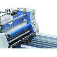 China 18Kw Semi Automatic Laminator ,Single Side Lamination Machine 1 Year Warranty on sale
