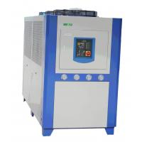 Compressor Air Cooled Water Chiller Industrial Water Chiller System  #2A4AA1