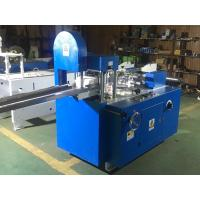 Cheap 2.1-4.1Kw Paper Napkin Making Machine Pneumatic Loading Shaft 1/4 Folding Type wholesale