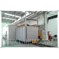 Cheap Φ900 x 7500mm Copper Bar Annealing Atmosphere Controlled Furnace Bogie Hearth Furnace Energy Efficient wholesale