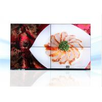 Cheap 50 Inch Full Screen Led Wall Display Seamless 4K Lcd Video Wall Indoor Use wholesale