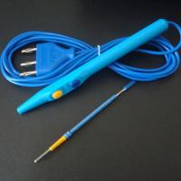 Cheap high quality blue Electrosurgical Pencil,Disposable electrosurgical pencil  wholesale