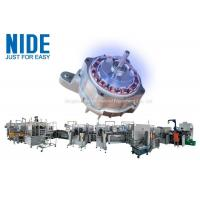 China Automatic Washing Machine electric Motor Production Assembly Line for BLDC motor manufacturing on sale