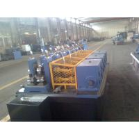 Cheap Auto Steel Pipe Production Line Hoop Cage Straighten Rectangular Pipe wholesale