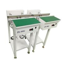 Cheap CE Certificated PCB Conveyor 1.4M Double Track Transmission Machine New Condition wholesale