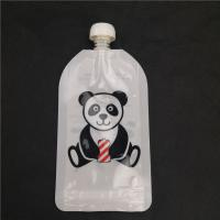 Cheap Heat Seal Baby Food Spout Pouch Packaging Beverage Bag 10 Colors Customized Size wholesale
