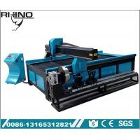 Cheap Metal Pipe 105A Plasma Cutting Machine With Starfire Control System wholesale