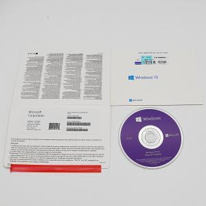 Cheap Italy Language Microsoft Windows 10 Pro Oem DVD wholesale