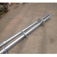 Cheap Durable Helical Pile Foundations / Helical Anchors For Support Existing Structures wholesale