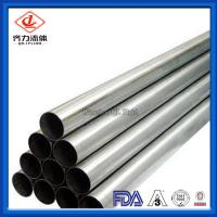 Cheap Food Grade 310S 321 	Stainless Steel Sanitary Tubing Hot / Cold Rolled wholesale