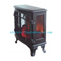 Cheap Remote Control 3D Flame Electric Fireplace Hearth And Home Electric Fireplaces wholesale