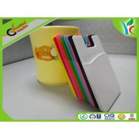 Cheap Portable Card Holder Cell Phone Silicone Cases Back Gift FDA Silicone wholesale