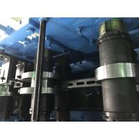 Cheap Guiderail Roll Forming Machine Cassette Type / Gcr15 Roll Forming Equipment wholesale