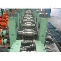 Cheap 75KW Straight Seam Welded Stainless Steel Tube Mill VZH-32 0.5 - 1.75 mm For Gas Pipes wholesale