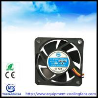 Cheap 60Mm x 60mm x 15mm battery cooling DC Axial Fans 12V 24V CPU cooler accessories wholesale