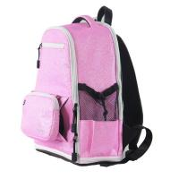 Cheap 20-35 Litre Capacity Fashion Sports Backpack Rose Golden Sparkle Style wholesale