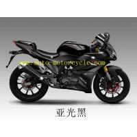 Cheap SUZUKI Wind Cooled 250cc Black Drag Racing Motorcycles For Men wholesale
