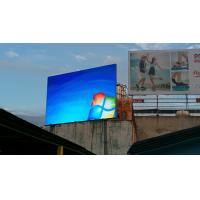 Cheap Epistar 346 Led Billboard Display screen RGB video led advertising screen in Mexico wholesale