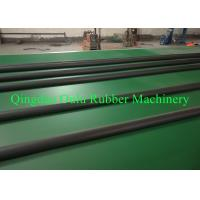 Cheap Rubber foam tube extrusion line rubber equipment with formula wholesale