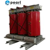 Cheap Red Cast Resin Dry - Type Distribution Transformer With Rated Capacity 125KVA wholesale