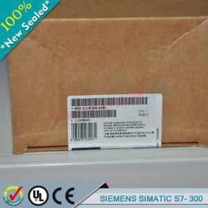 Cheap SIEMENS SIMATIC S7-300 6ES7313-6CG04-4AB1 / 6ES73136CG044AB1 wholesale