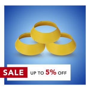 Cheap 3/4inch 35m Length PVC Acrylic Channel Letters Sign Trim Cap J Type wholesale