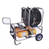 Cheap New Trolley air breathing apparatus with long tube , fire fighting respirator SCBA wholesale
