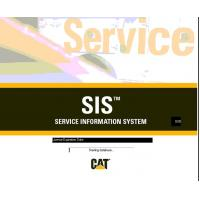 Quality New version Caterpillar SIS cat SIS 2014 full parts and repair with 3D Graphics on USB Hard Disk for sale