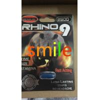 Rhino 9 Platinum 3500 Ssex Capsule For Men , Herbal Sexual Enhancement Male Perf Pills