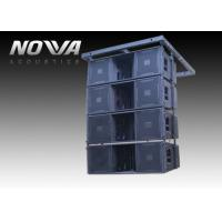 High Efficiency JBL Style Pro Audio Equipment Portable For Corporate Events