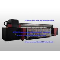 Buy cheap UV Roll To Roll Printer 3.2m Wide Format Printing Equipment With GEN5 Print from wholesalers