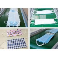 Quality Medical Outer Ear Loop Non Woven Mask Making Machine With 1 Year Warranty for sale