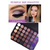 Cheap Shimmer And Matte Eye Makeup Eyeshadow Pink And Purple Eyeshadow Palette wholesale