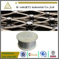 Cheap 316L Stainless Steel Wire rope For fishery industry wholesale