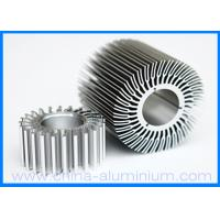 Cheap 6000 Series Extruded Heat Sinks Aluminium Extrusion Profiles China Supplier wholesale