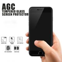Buy cheap Ultra Clear Anti Fingerprint Iphone 7 Glass Screen Protector Bubble Free from wholesalers