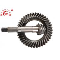 Cheap Wearable Auto Rickshaw Gear / Spiral Bevel Gear Pinion And Crown OEM Acceptable wholesale