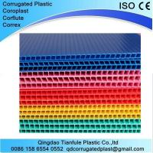 Cheap Polypropylene Plastic Coroplast Sheet wholesale