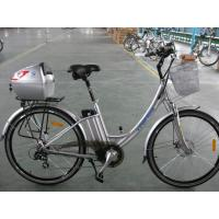 Cheap 250W Li-Ion Lithium Battery Electric Powered Bicycles 24V 8AH wholesale