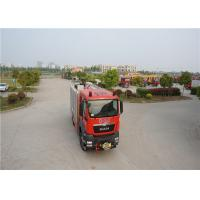 Cheap TGSM Standard Cab Fire Fighting Truck With Post Fire Hydrant Wrench FB450 wholesale
