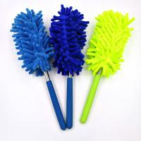 Cheap Mini Microfiber Chenille Cleaning Duster Household Dusting Brush Kid Car Cleaning Brush Washing Duster wholesale