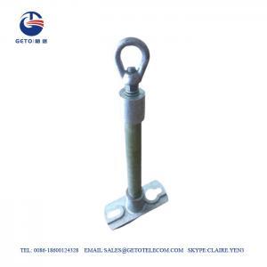 Cheap Fiberglass Communication Standoff Bracket Pole Line Hardwares wholesale