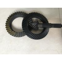 Cheap Custom Ring And Pinion Gears , Spiral Crown And Pinion Gear Long Using Life wholesale