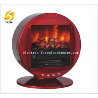 Cheap High Power Floor Standing Electric Fireplaces For Duplex Apartment Hall wholesale