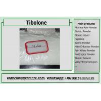 Cheap Steroid Raw Powder Tibolone / Livial  For Bodybuilding CAS 5630-53-5 wholesale