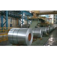 Buy cheap SGCC Hot dipped Galvanized Steel Coils with regular spangles for 0.35mm from wholesalers